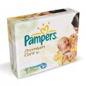 297 Couches Pampers Premium Care taille 1 sur Sos Couches