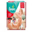 38 Couches Pampers Easy Up taille 5 sur Sos Couches