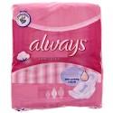 8 Serviettes hygiéniques Always Ultra Thin Coton Long sur Sos Couches