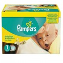 315 Couches Pampers New Baby taille 1 sur Sos Couches
