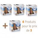 4 Bougies Parfumées Febreze Soothing Sandalwood - 4 au prix de 3 sur Sos Couches