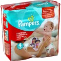 60 Couches Pampers Easy Up taille 4 sur Sos Couches