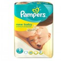 27 Couches Pampers New Baby Dry taille 1 sur Sos Couches