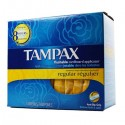 80 Tampons Tampax Compak RegularavecApplicateur sur Sos Couches