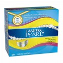 20 Tampons Tampax Pearl taille RegulieravecApplicat sur Sos Couches