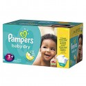 68 Couches Pampers Baby Dry 3+ sur Sos Couches