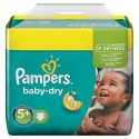 43 Couches Pampers Baby Dry 5+ sur Sos Couches