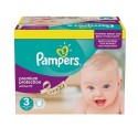 123 Couches Pampers Active Fit taille 3 sur Sos Couches