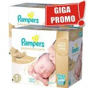 1012 Couches Pampers Premium Care taille 1 sur Sos Couches