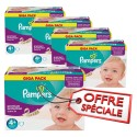 950 Couches Pampers Active Fit 4+ sur Sos Couches