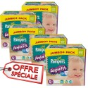 736 Couches Pampers Active Fit 5 sur Sos Couches
