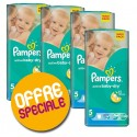 252 Couches Pampers Active Baby Dry 5 sur Sos Couches
