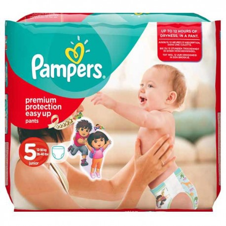 Achat 14 couches pampers easy up taille 5 bas prix sur sos couches - Comparateur de prix couches pampers ...