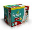 210 Couches Pampers Active Baby Dry taille 5 sur Sos Couches