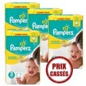 330 Couches Pampers Premium Protection 3 sur Sos Couches