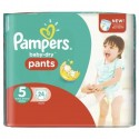 24 Couches Pampers Baby Dry Pants 5 sur Sos Couches