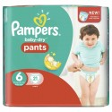 21 Couches Pampers Baby Dry Pants 6 sur Sos Couches