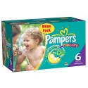 152 Couches Pampers Baby Dry taille 6+ sur Sos Couches