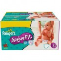 44 Couches Pampers Active Fit taille 5 sur Sos Couches