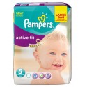 23 Couches Pampers Active Fit 5 sur Sos Couches
