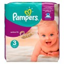 62 Couches Pampers Active Fit 3 sur Sos Couches
