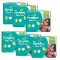 301 Couches Pampers Baby Dry 5+ sur Sos Couches