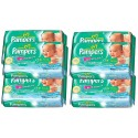 378 Lingettes Bébés Pampers Fresh Clean - Made in Japan sur Sos Couches