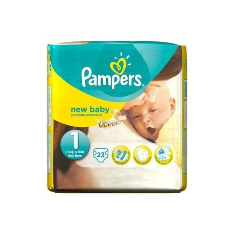 68 Couches Pampers Sleep & Play taille 4+ taille 2 sur Sos Couches