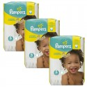 204 Couches Pampers Premium Protection - New Baby taille 5 sur Sos Couches