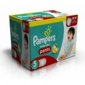 84 Couches Pampers Baby Dry Pants taille 5 sur Sos Couches
