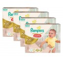 224 Couches Pampers Premium Care Pants taille 3 sur Sos Couches