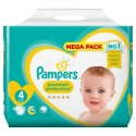 39 Couches Pampers New Baby - Premium Protection taille 4 sur Sos Couches