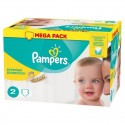240 Couches Pampers New Baby - Premium Protection taille 2 sur Sos Couches