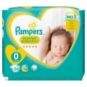 24 Couches Pampers New Baby taille 0 sur Sos Couches