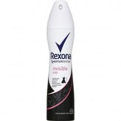 Deodorant Rexona Motion Sense Invisible Pure