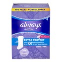 52 Protèges-Slips Always Extra Protect taille Large sur Sos Couches