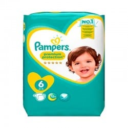 56 Couches Pampers New Baby - Premium Protection taille 6