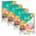110 Couches Pampers Premium Care - Prima taille 2 sur Sos Couches
