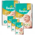 340 Couches Pampers Premium Care - Prima taille 3 sur Sos Couches