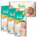 240 Couches Pampers Premium Care - Prima taille 4 sur Sos Couches