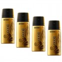 4 Deodorants Axe Gold Temptation sur Sos Couches