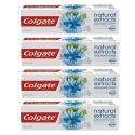 4 Dentifrices Colgate Natural Extracts Blancheur Eclatante sur Sos Couches
