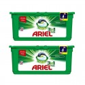 Lot de 2 Ariel Pods 28 Original 3in1 (795,2 gr) sur Sos Couches