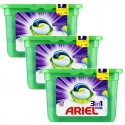 Lot de 3 Ariel Pods 16 Colour & Style 3in1 (432 gr) sur Sos Couches