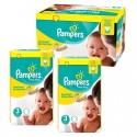 Giga Pack 150 couches Pampers New Baby Premium Protection sur Sos Couches
