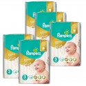 140 Couches Pampers Premium Care - Prima taille 3 sur Sos Couches