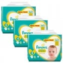 234 Couches Pampers new baby - premium protection taille 4 sur Sos Couches