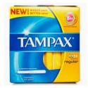 60 Tampons Tampax Classique taille regular avec applicateur sur Sos Couches