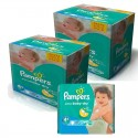 420 Couches Pampers Active Baby Dry taille 4+ sur Sos Couches