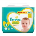 82 Couches Pampers New Baby Premium Protection taille 4 sur Sos Couches